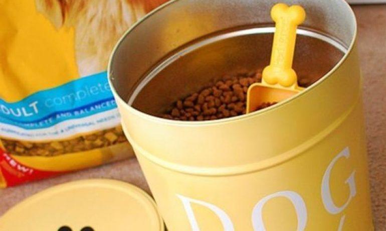 Qué cantidad de comida tienes que dar a tu perro