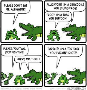 Un poco de humor absurdo