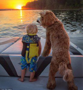 reagan y buddy barco