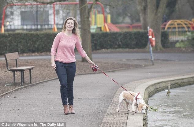 Qué pasó después con esta Beagle y con Selena