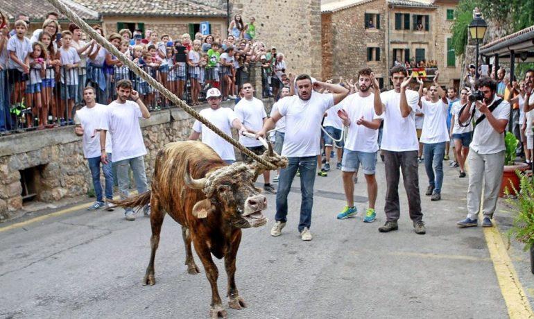PACMA consigue que un municipio de Girona prohiba el correbou