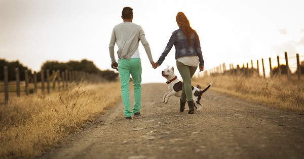 Por qué es más fácil ligar si tienes perro