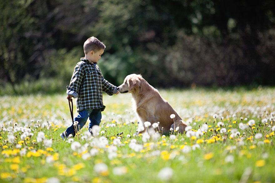 smiley el perro sonriente