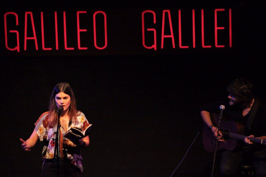 Música y concienciación animal en Galileo Galilei