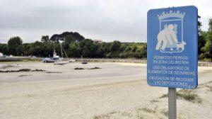 playa canina de ares