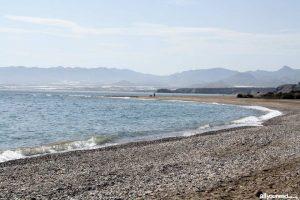 playa de las moreras