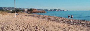 playa del brosquil