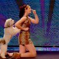 Pudsey el Perro que TRIUNFA en UK practicando Freestyle Canino