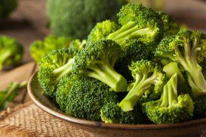 2. Brócoli