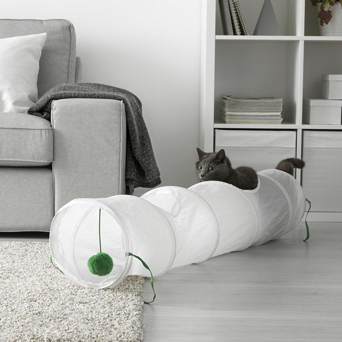 IKEA lanza una nueva colección para perros y gatos