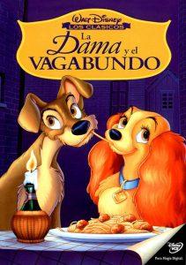 películas sobre perros que tienes que ver la dama y el vagabundo