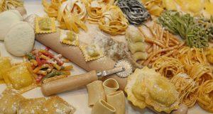 Recetas de comida para perros-Pasta fresca
