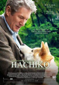películas sobre perros que tienes que ver Siempre a tu lado, Hachiko