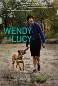 películas sobre perros que tienes que ver wendy y lucy