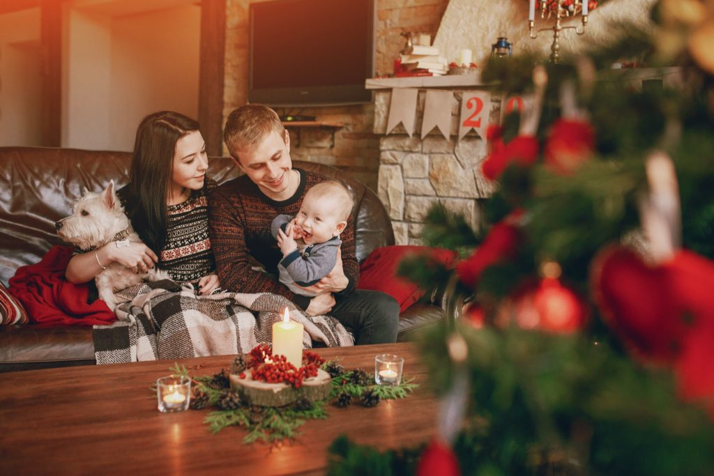 No Regales Abandono navidad en familia