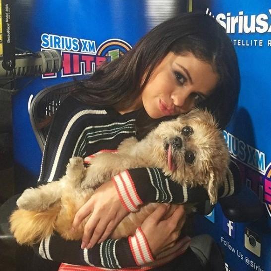 Marnie y Selena Gomez
