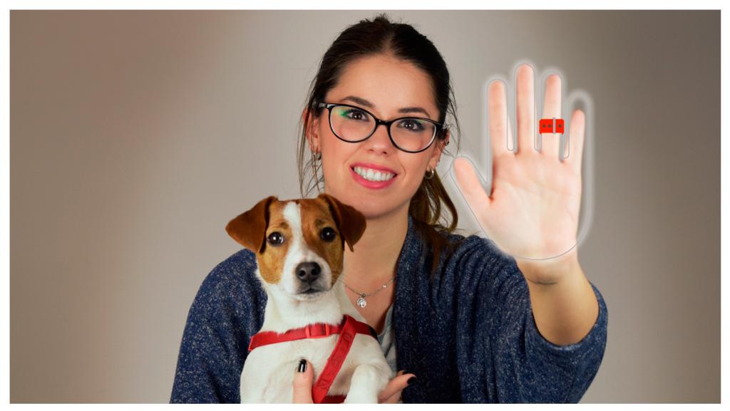 compromiso mascota anillo