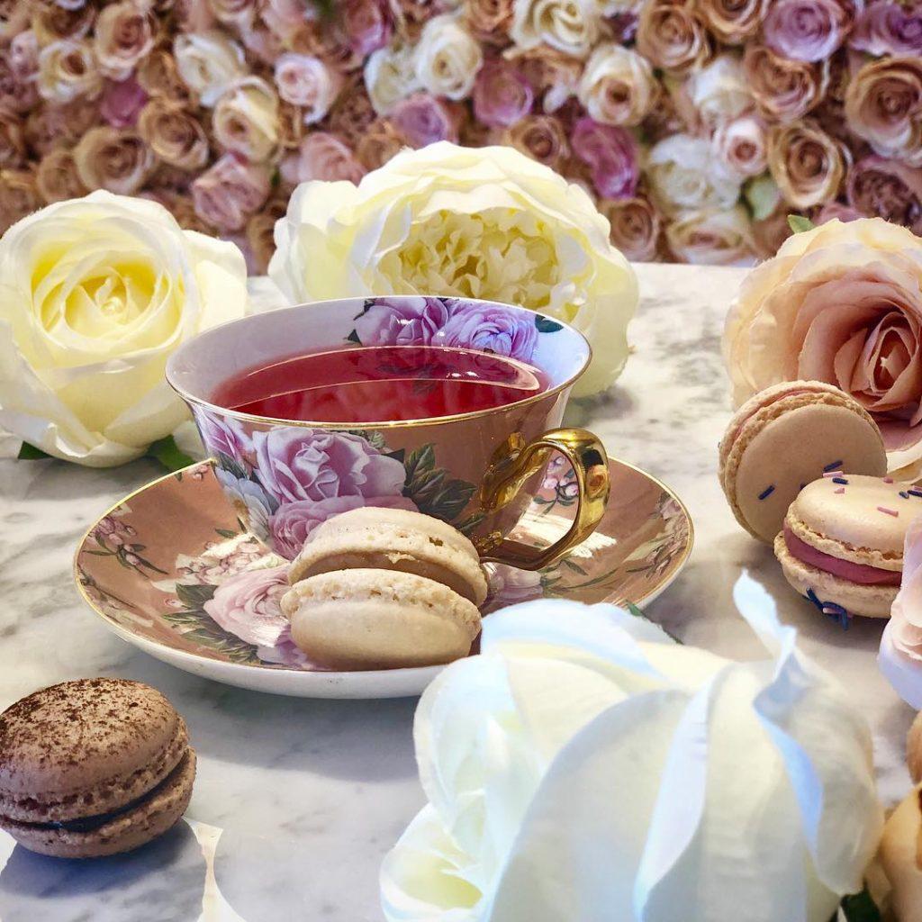 menu rosas cafe