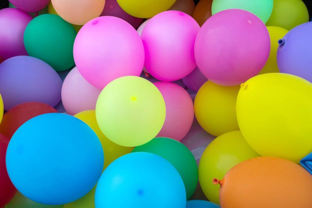 miedos de los gatos los globos