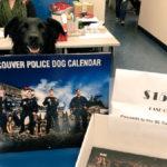 calendario de la policia de vancouver