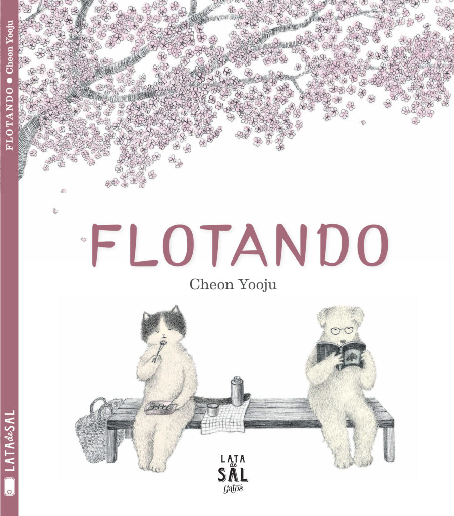 Libros de mascotas Flotando