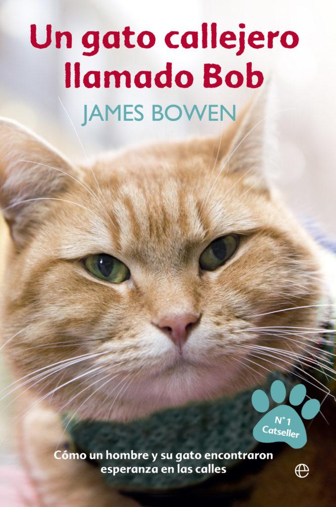 Libros de mascotas Un gato callejero llamado Bob