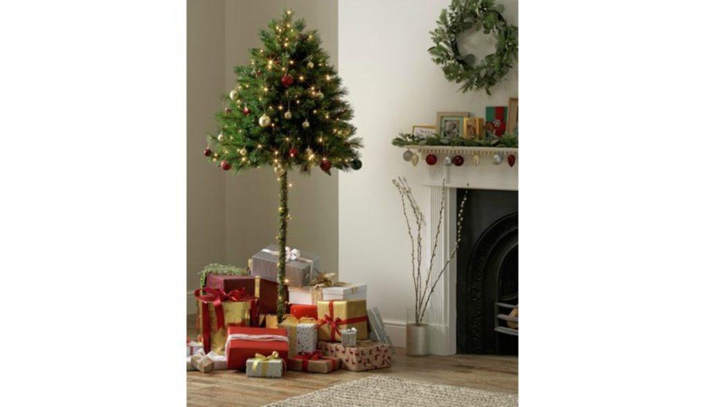 árbol de navidad para casas con gatos