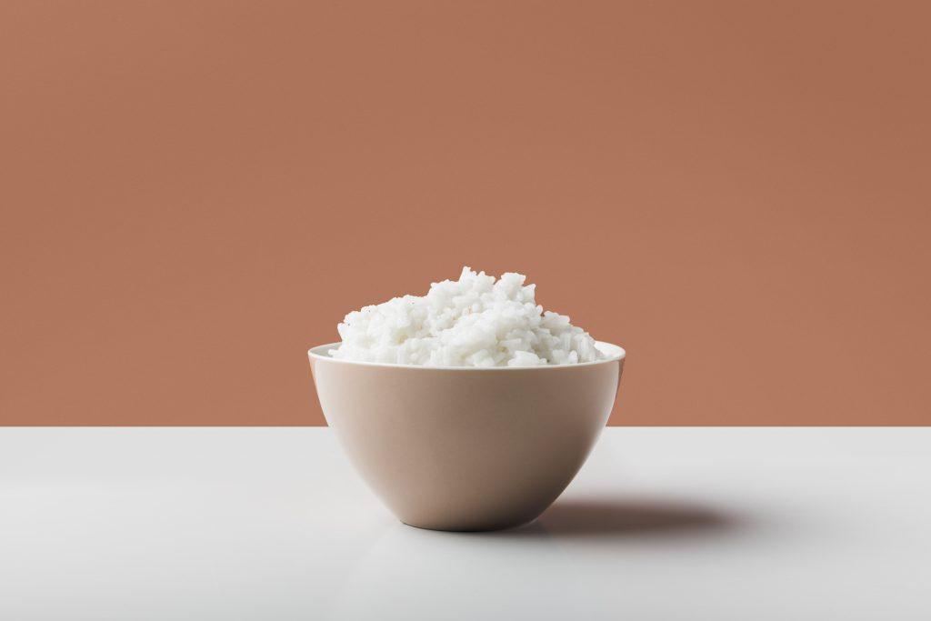 arroz en la dieta astringente para gatos