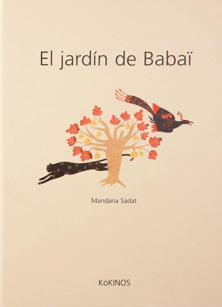 Libros con animales - El jardín de Babaï de Mandala Sadat