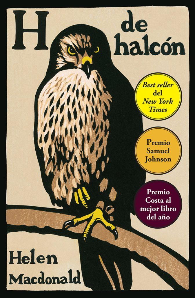 Libros con animales - H de Halcon de Helen Macdonald