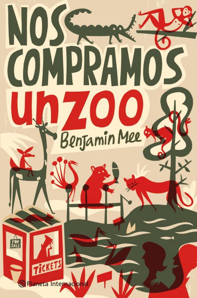 Libros con animales - Nos compramos un zoo de Benjamin Mee