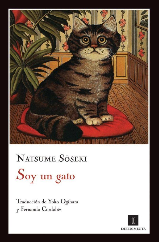 Libros con animales - Soy un gato