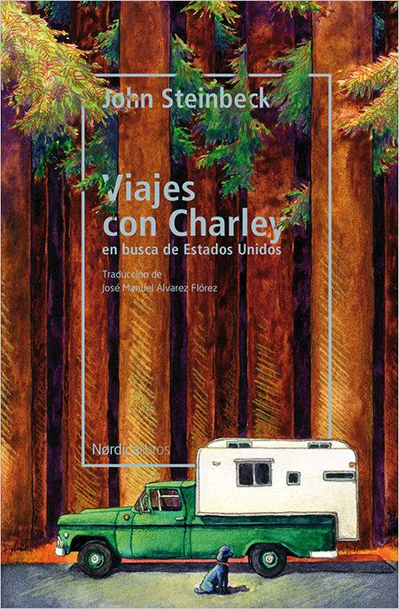 Libros con animales - Viajes con Charley de John Steinbeck