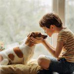 cuáles son las mejores mascotas para niños