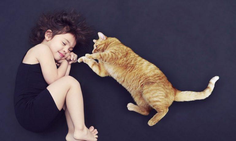 enseñar a los niños a cuidar de las mascotas
