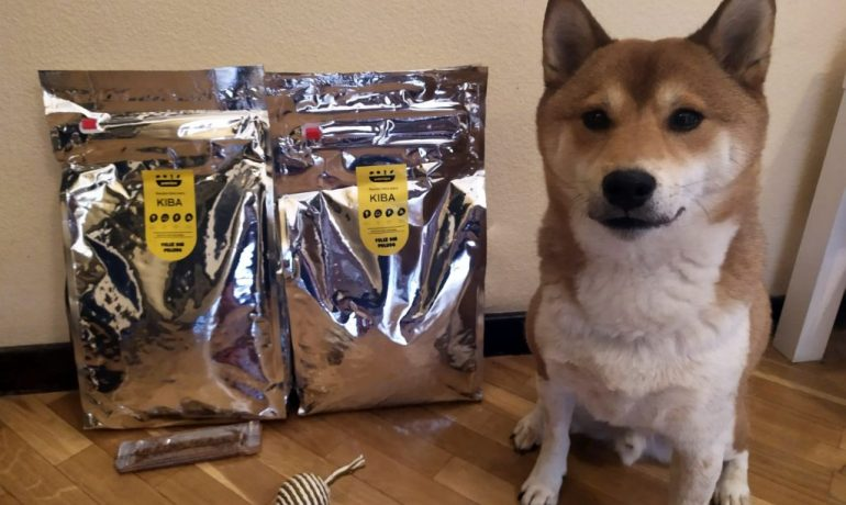 Pienso natural personalizado para perros Pamipe
