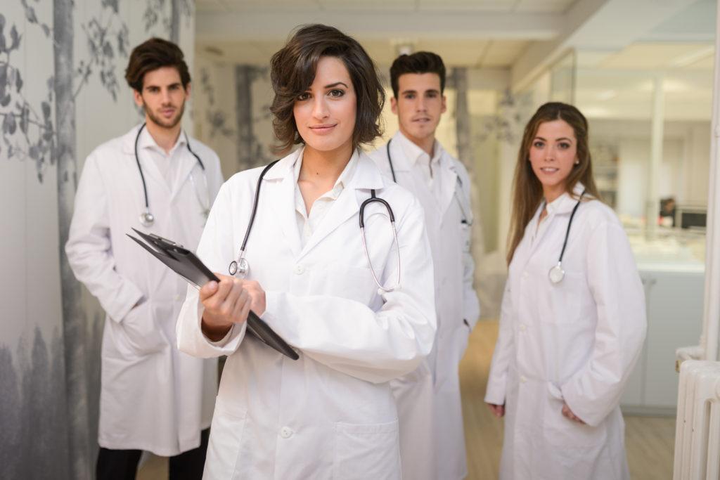 Trabajando en equipo en nuestra Clínica Veterinaria