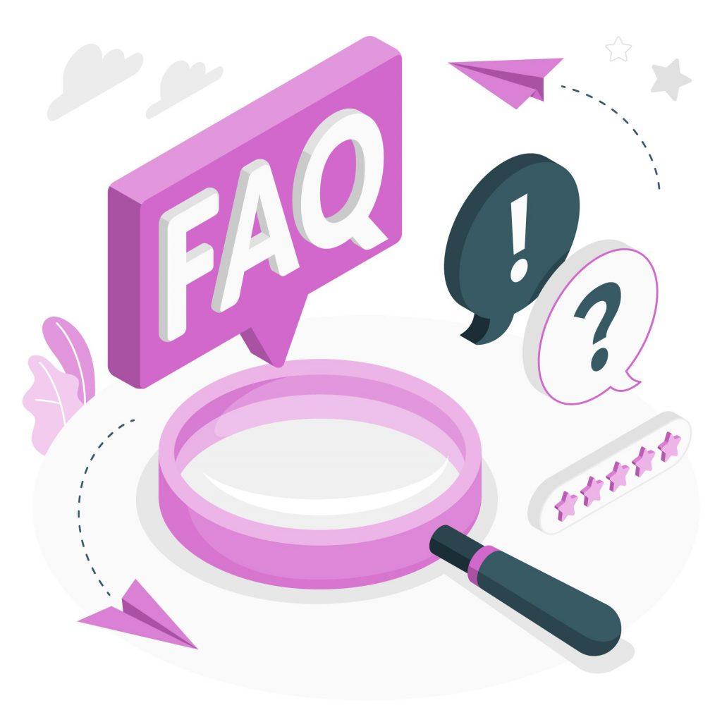 la página de preguntas frecuentes en la web de tu veterinaria es importante
