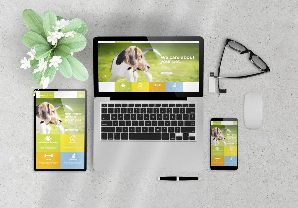 páginas que pueden marcar la diferencia en el sitio web veterinario
